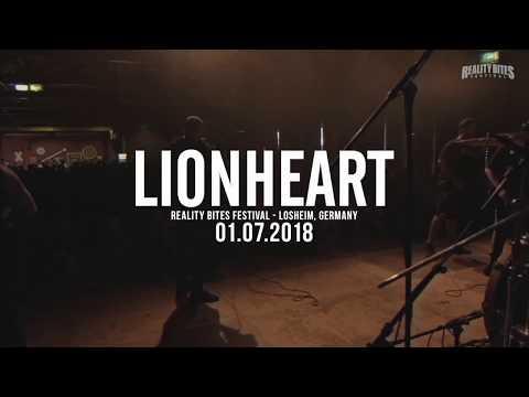 Lionheart - FULL LIVE SET - Reality Bites Festival 2018