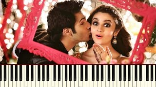 Samjhawan (Humpty Sharma Ki Dulhania) Piano Tutorial