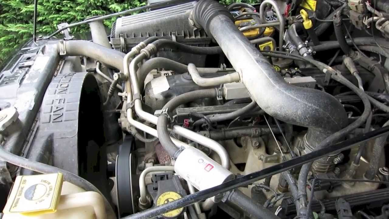 Good Jeep Wrangler 4.0L Engine Sound