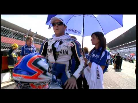 WSS 2009 World Champion Cal Crutchlow -review of the 09 World Supersport Championship
