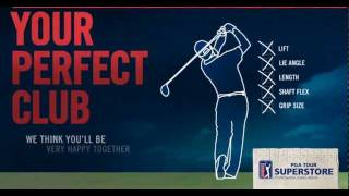PGA TOUR SUPERSTORE — Club Fitting Thumbnail