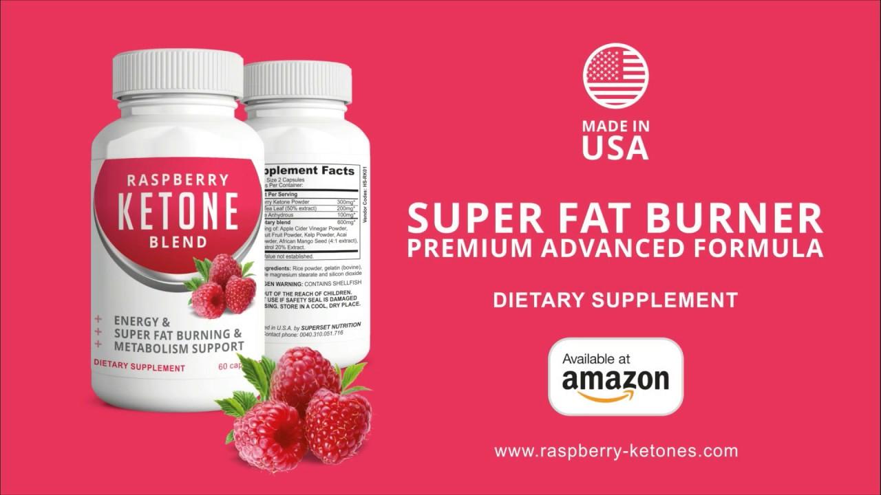 Raspberry Ketones Fat Burner Review Youtube