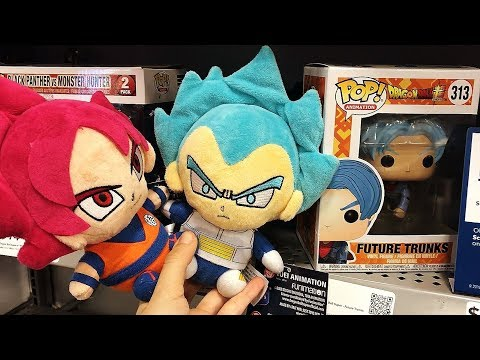 LAST DAYS OF TOYS R US!!! - Hunting For Dragon Ball Figures! #13