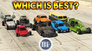 GTA 5 ONLINE : WHICH IS BEST BF VEHICLE?
