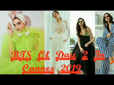 *BTS Video* Deepika Padukone's BTS On Day 2 Of Her Cannes 2019 | Deepika Saying Bye To Cannes Mp3