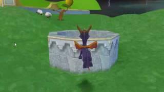 Spyro 2 Ripto's Rage - Removed level