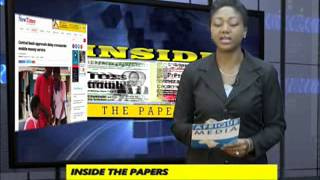 INSIDE THE PAPERS  DU  03  01  2015