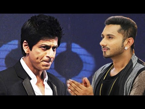 Shahrukh Khan Yo Yo Honey Singh SLAP CONTROVERSY