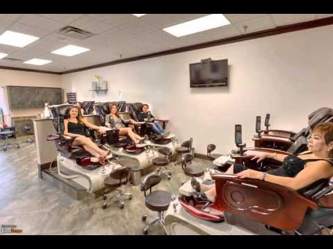 Oxygenix Nail Spa | West Palm Beach, FL | Spas
