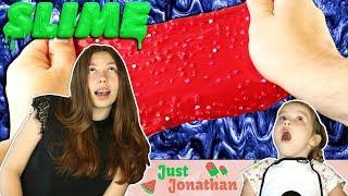 CRUNCHY BALLONS SLIME ! On essaye un second kit de slime concocté par JustJonathan ! Crash Test !