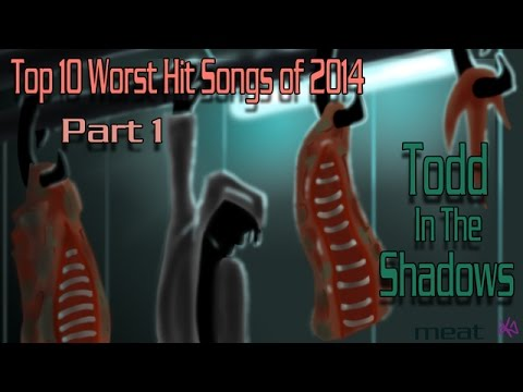 The Top Ten Worst Hit Songs of 2014 (Part 1)