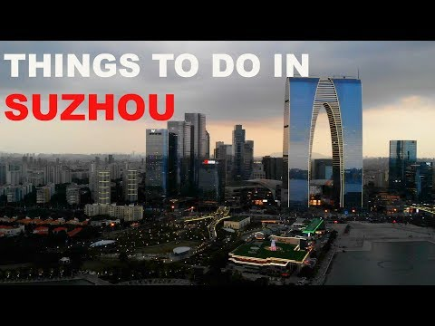 Things To Do In Suzhou 苏州 Family weekend CHINA VLOG