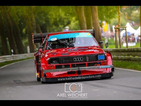 Audi Quattro S1 Pikes Peak - Keith Edwards - Osnabrücker Bergrennen 2016