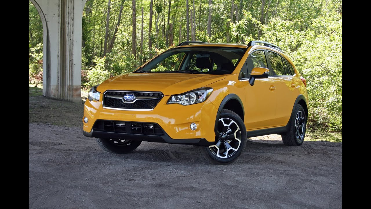 2015 subaru xv crosstrek driven youtube. Black Bedroom Furniture Sets. Home Design Ideas