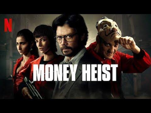 Money Heist | S1 E1 | La Casa De Papel | Netflix's Spanish Bank Heist Series