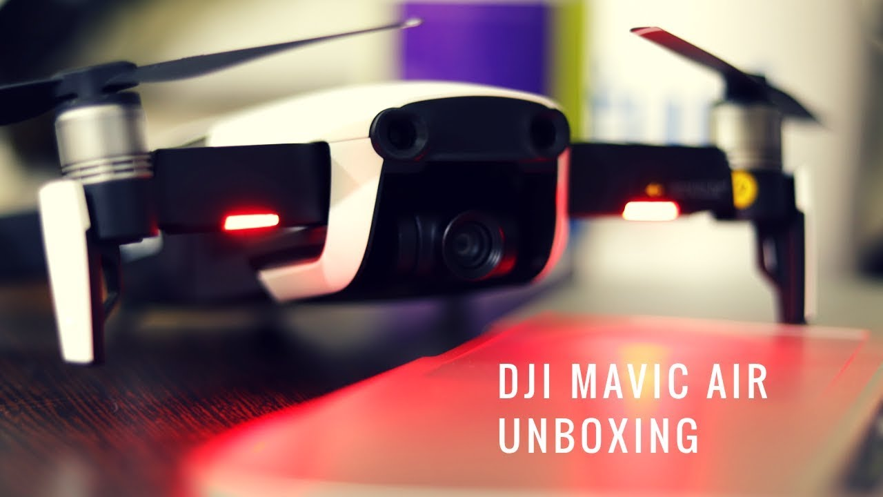 db524d55ca6 DJI Mavic Air in India | From Where You Can Buy | Can I Get It In EMI? |  Unboxing And First Flight