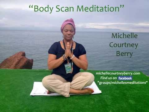 Meditation with Michelle Courtney Berry