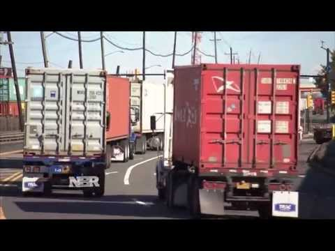 Nightly Business Report: America's freight boom