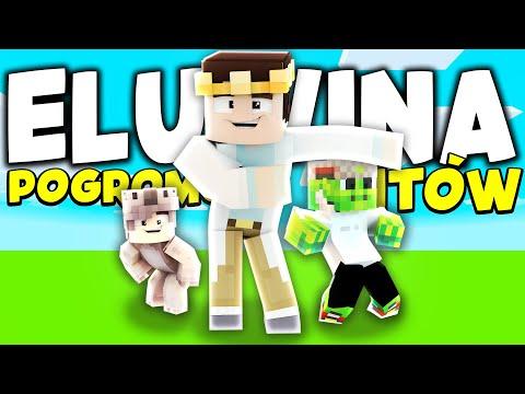♪ ELUWINA ♪  -  Wersja Minecraft - POGROMCY MITÓW PIOSENKA!