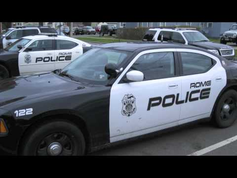 Rome, NY Police Department Virtual Tour