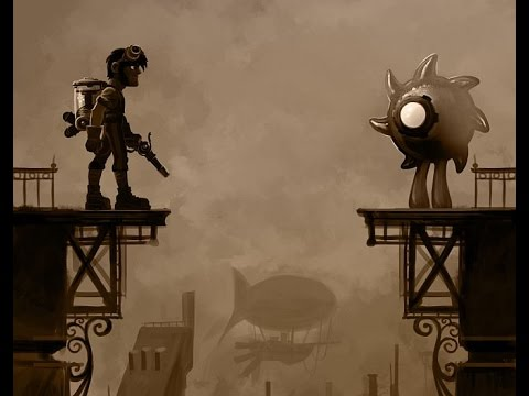 Vessel PS3 gameplay part 1
