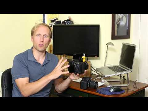 Canon 70D Review and vs T5i(700D) - Differences Explained