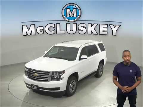 192825 - New, 2019, Chevrolet Tahoe, LS, Test Drive, Review, For Sale -