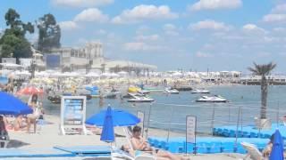 Одесса. Аркадия. Пляж. Море. 2014.(Новая Аркадия. Пляж, море и летний отдых в Одессе имеет место быть. Середина июня 2014 года., 2014-06-22T00:16:02.000Z)