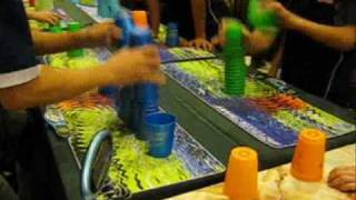 Sport Stacking Training in Malaysia