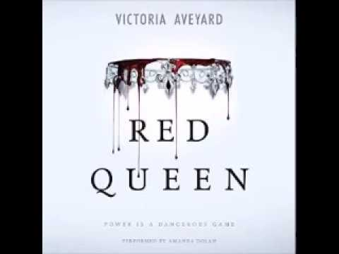 Red Queen by Victoria Aveyard Audiobook 2/2 dystopian