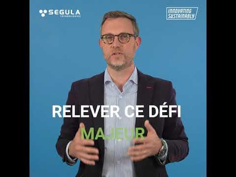 - SEGULA s'engage pour une industrie énergétique verte