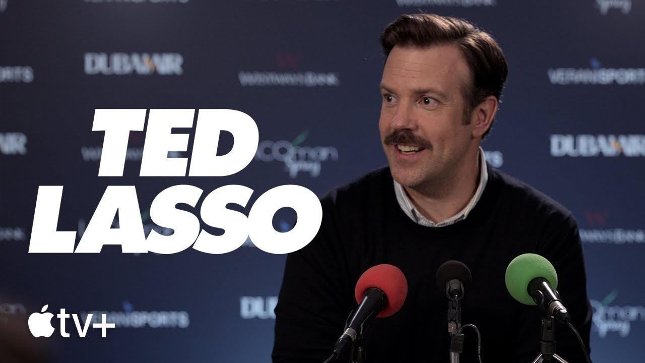 Ted Lasso — First Look | Apple TV+