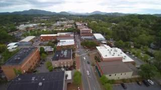Downtown Waynesville, NC