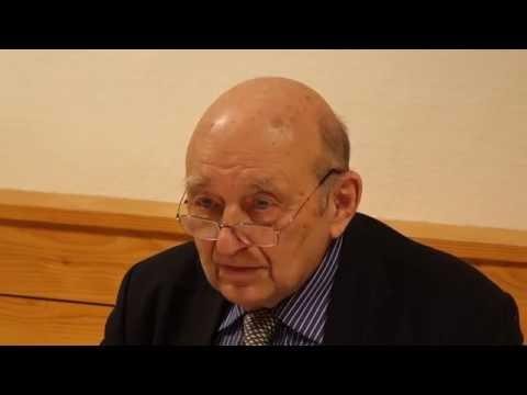 Terre et Famille - Conférence du Professeur Magnard - Partie 1