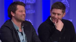 Supernatural Full Panel in Paley Fest 2018!