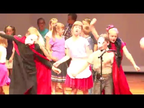 St Marys Primary School Carterton, 2015 End of Year Production