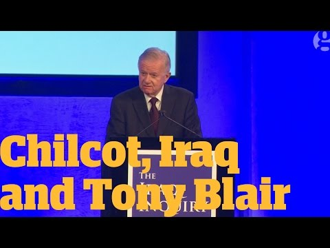 The Iraq War, the Chilcot Inquiry and Tony Blair | Owen Jones talks...