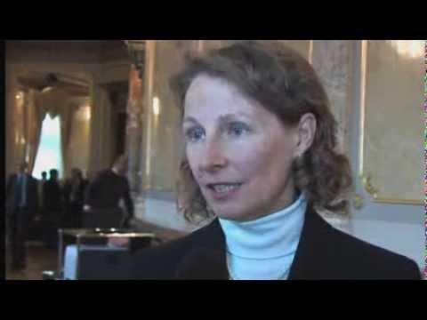 BDP Fraktionspräsidentin Brigitta Gadient zur Session 2009