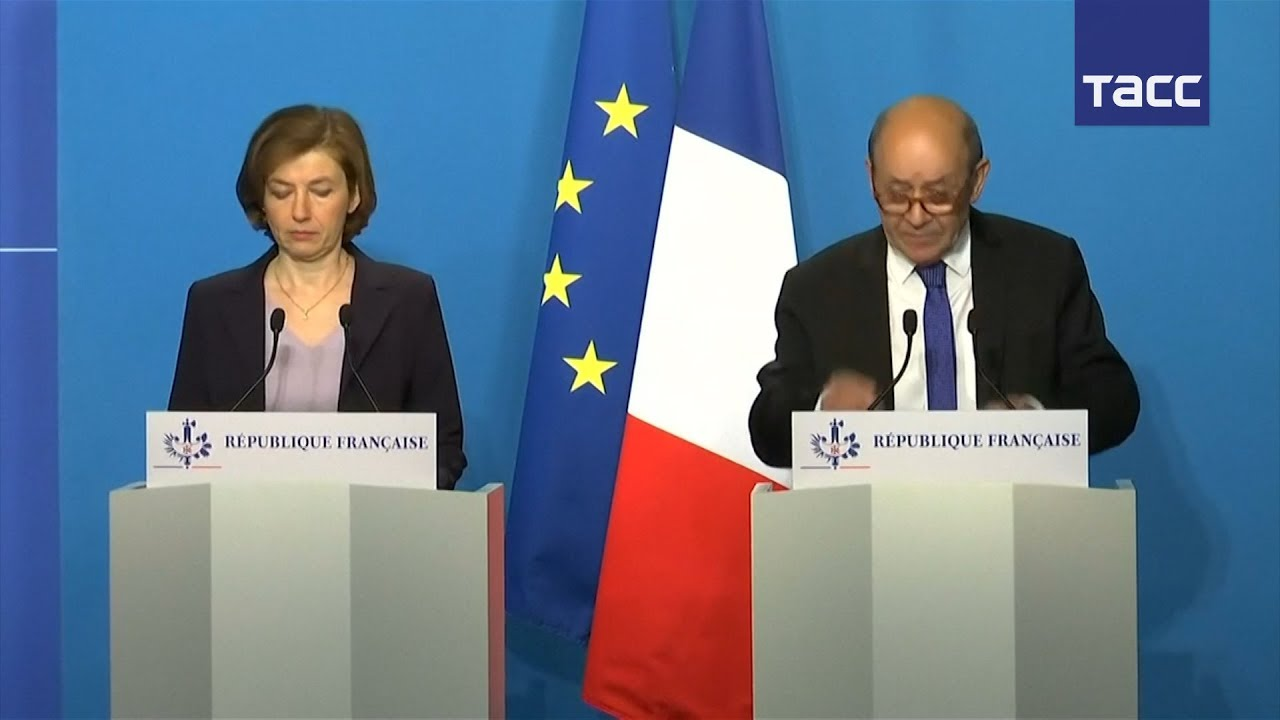 Заявление Франции об ударе по Сирии