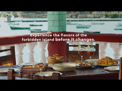 Stunning Cuban cuisine celebrated in new doc