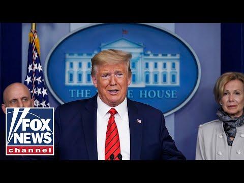 President Trump, Coronavirus Task Force hold press briefing