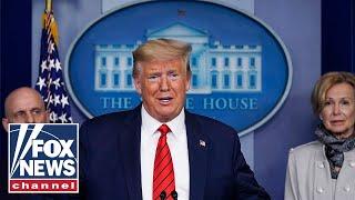 Gambar cover Live: President Trump, Coronavirus Task Force hold press briefing