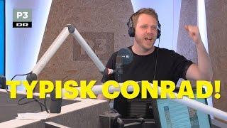 Skal han hedde Benny eller Conrad? | GANDHI | DR P3