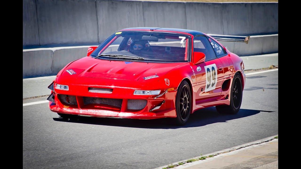 Car Review Mr2 Sw20 Turbo Racing Car Top Gear Style