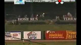 Drew Stubbs with a 438 foot HR for the Louisville Bats