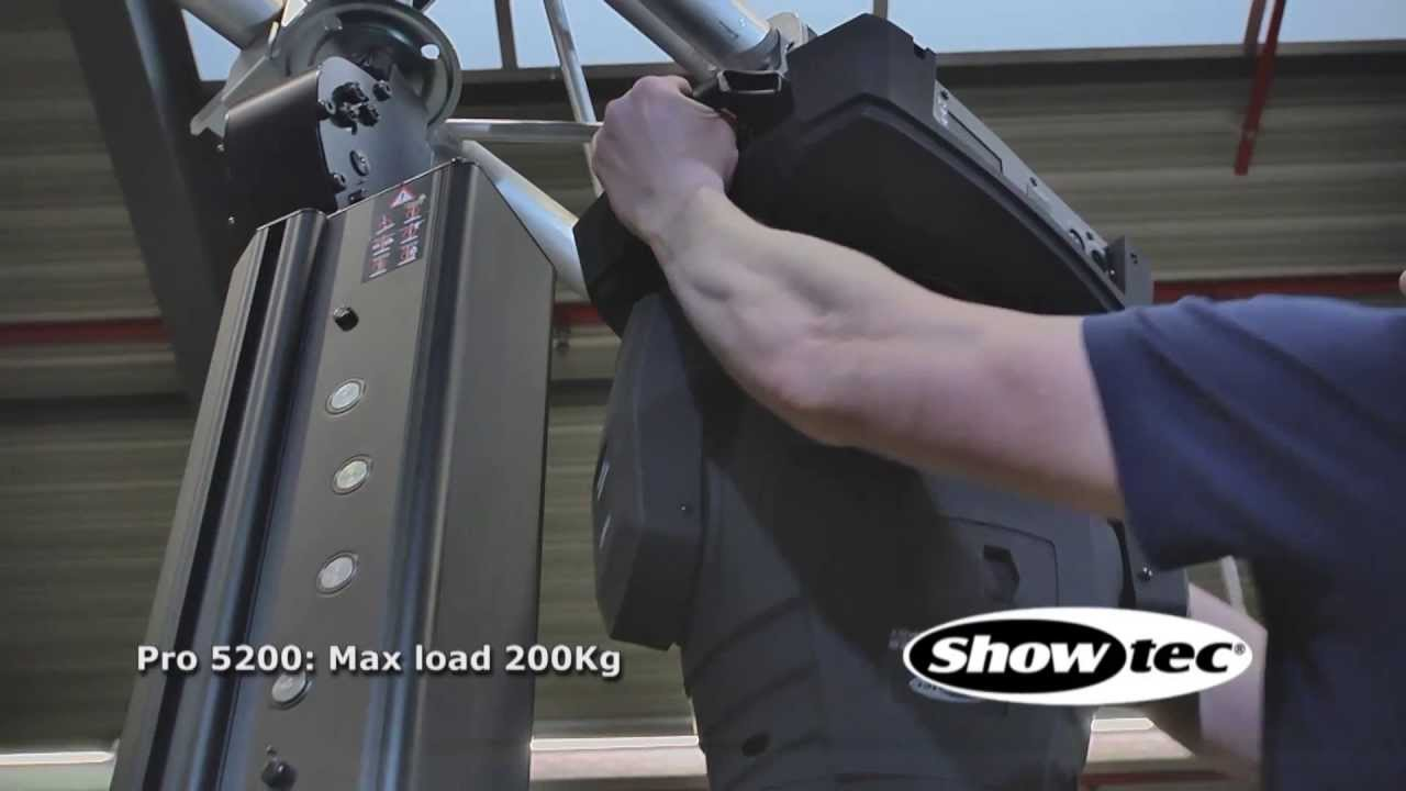 Showtec Pro Wind Up Stands 5000 Amp 5200 Youtube