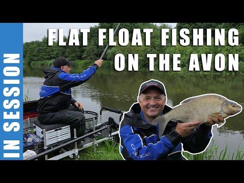 Flat Float Fishing On The Avon