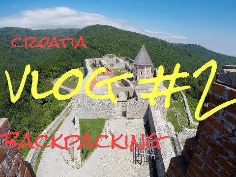 Vlog#2  Zagabria e dintorni. Solo Croatia backpacking travel