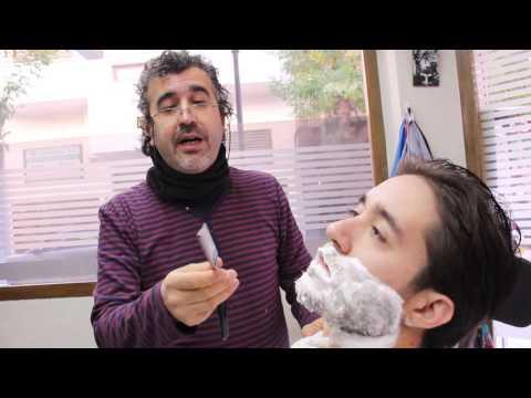 Afeitado a navaja: Barbería y peluquería masculina