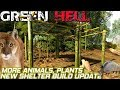New Update Modular Shelters | Green Hell | EP12